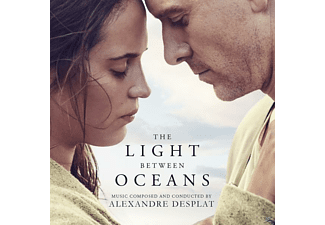 VARIOUS, Alexandre Desplat - The Light Between Oceans/OST - (CD)