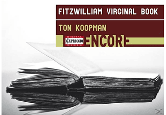 Ton Koopman - Fitzwilliam Virginal Book - (CD)