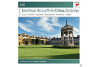 The Choir Of Trinity College - Early Choral Music at Trinity College,Cambridge [CD]