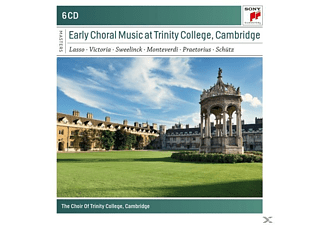 The Choir Of Trinity College - Early Choral Music at Trinity College,Cambridge - (CD)