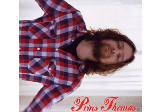 Prins Thomas - The Album - (CD)
