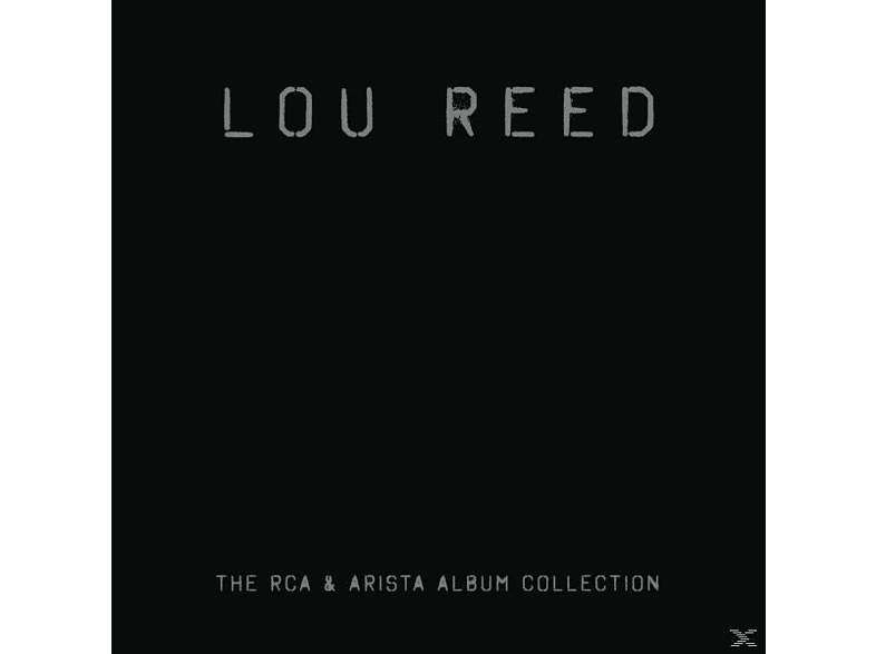 Lou Reed - The RCA & Arista Albums Collection [CD]