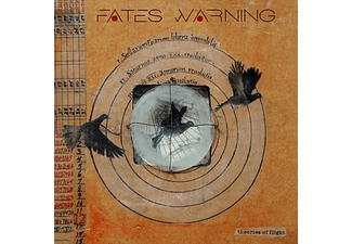 Fates Warning - Theories of Flight (Vinyl LP + CD)