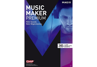 MAGIX Music Maker Premium 2017