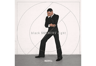 Maxwell - BlackSUMMERS'Night (CD)