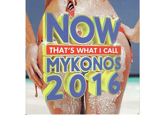 -  Now That's What I Call Mykonos 2016 [CD]