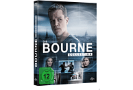 The Complete Bourne 4 Movie Collection [Blu-ray]