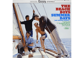 The Beach Boys - Summer Days (And Summer Nights) - (Vinyl)
