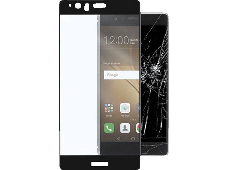 CELLULAR LINE  CAPSULE Displayschutzglas (Huawei P9 Plus) | 08018080274954