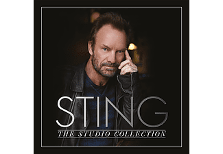 Sting - The Studio Collection - Limited Edition Box Set (Vinyl LP (nagylemez))
