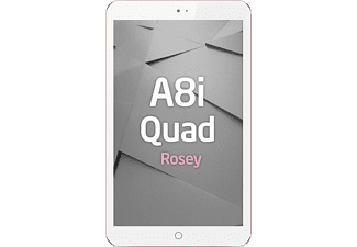 REEDER A8i Quad Rosey 8 inç IPS Ekran Intel Z3735F 1.33 GHz 1 GB 16 GB Android 5.0 Tablet PC