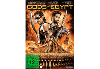 Gods of Egypt - (DVD)