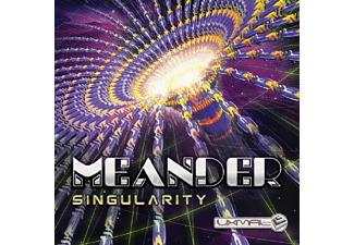 Meander - Singularity - (CD)