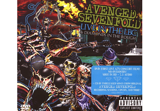 Avenged Sevenfold - Live In The Lbc & Diamonds In The Rough - (DVD + CD)