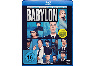 Babylon - Staffel 1 [Blu-ray]