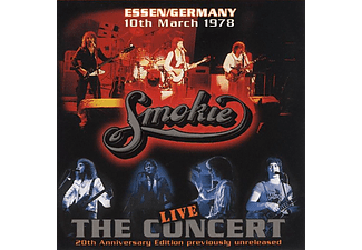 Smokie - The Concert - Live in Essen - Germany 1978 (CD)