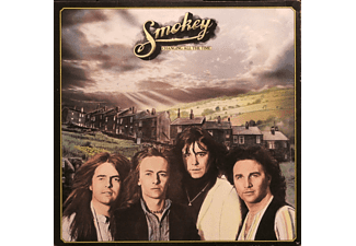 Smokey - Changing All the Time (CD)