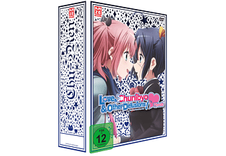 Love, Chunibyo & Other Delusions! -Heart Throb- – 2. Staffel – DVD Vol. 1 – Collector's Edition - (DVD)