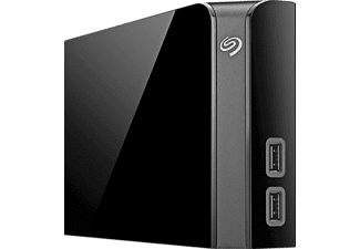 SEAGATE Disque dur externe 4 TB Backup Plus Desktop hub USB (STEL4000200)