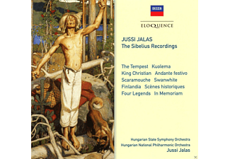 Hungarian State Symphony Orchestra, Hungarian National Philharmonic Orchestra - Jussi Jalas: The Sibelius Recordings - (CD)