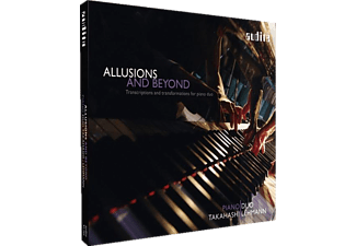 Pianoduo Takahashi-lehmann - Allusions And Beyond - (CD)