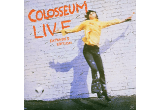 Colosseum - Live (Expanded Edition) - (CD)