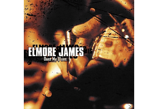 Elmore James - Dust My Blues - (CD)