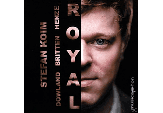 Stefan Koim - Royal - (CD)