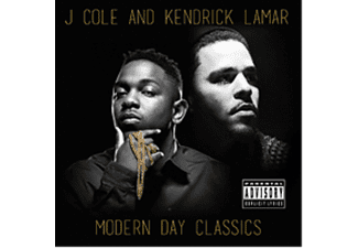 J. Cole - Modern Day Classics (CD)