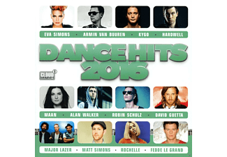 VARIOUS - Dance Hits 2016 | CD