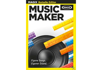 MAGIX Music Maker 2014 (MAGIX Bestseller Edition)
