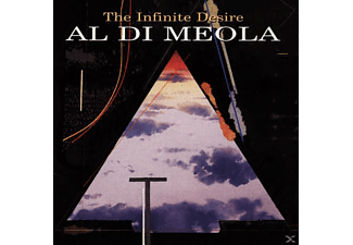 Al Di Meola - The Infinite Desire - (CD)