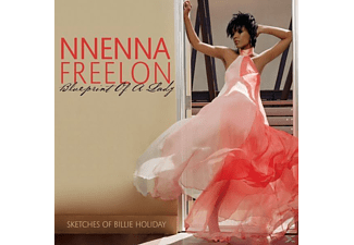 Nneenna Freelon - Blueprint Of A Lady: Sketches - (CD)