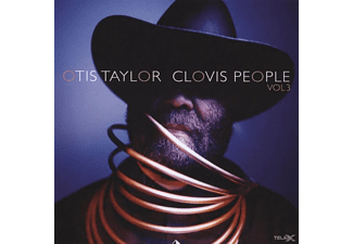 Otis Taylor - Clovis People Vol.3 - (CD)