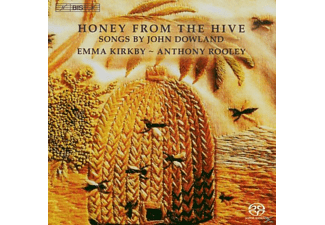 Emma Kirkby - Honey from the Hive - (SACD Hybrid)