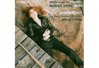 Sharon/sao Paulo Symphony O Bezaly - Bridge Across The Pyrenees - (SACD Hybrid)