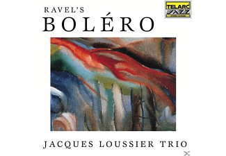 Jacques Trio Loussier - Ravel's Bolero - (CD)