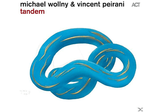 Michael Wollny, Vincent Peirani - Tandem - (CD)