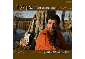 Tab Benoit, Tab & Lousiana's Lerou Benoit - Power Of The Pontchartrain - (CD)