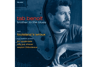 Tab & Louisiana's Leroux Benoit, Tab & Lousiana's Lerou Benoit - Brother To The Blues - (CD)