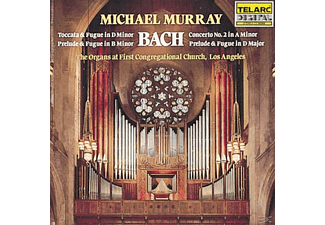 Michael Murray - Orgelwerke/Toccata & Fuge - (CD)