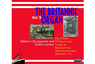 VARIOUS - The Britannic Organ Vol.9 [CD]