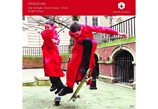 Roger/the Temple Church Boys Choir Sayer - Treblesome - (CD)