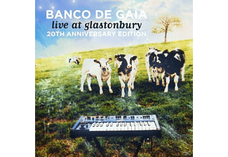Banco De Gaia - Live At Glanstonbury - (CD)