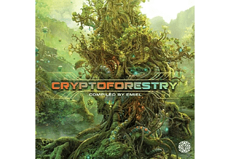 VARIOUS - Cryptoforestry - (CD)