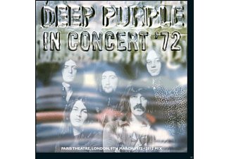 Deep Purple - In Concert '72 (2012 Remix) - (Vinyl)