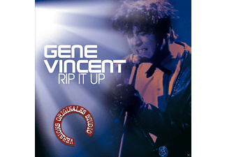 Gene Vincent - Rip it up - (CD)
