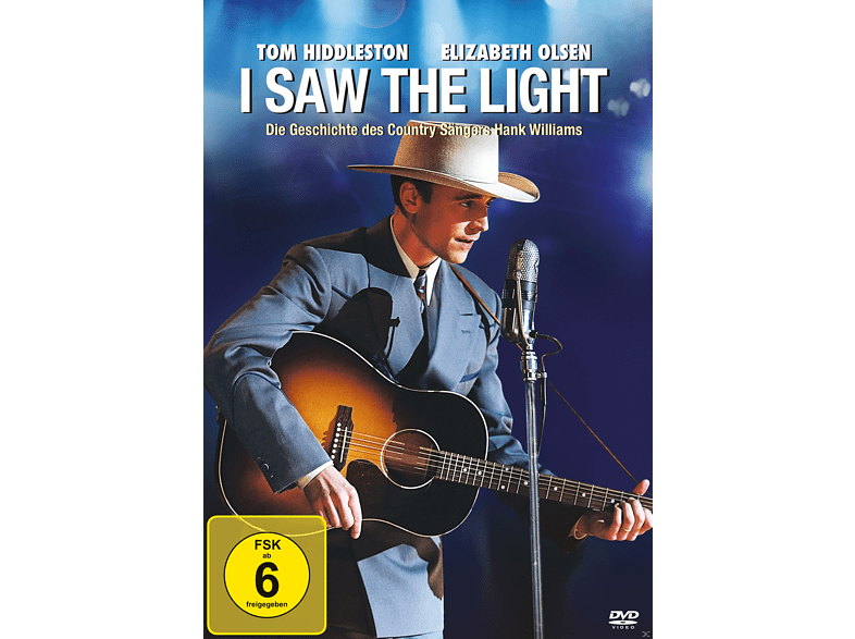 I Saw the Light [DVD]