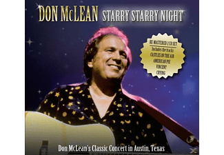 Don McLean - Starry Starry Night - (CD)