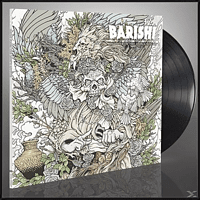 Barishi - Blood From The Lions Mouth (Gatefold,Black) [Vinyl]